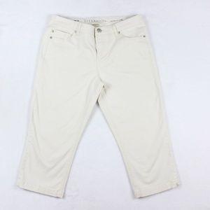 Liverpool Jeans Company Michelle Capri Crop Jeans